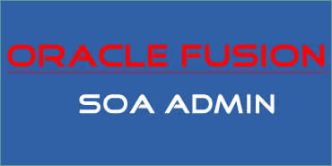 Oracle Fusion SOA Admin
