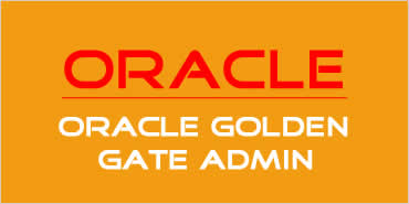 Oracle Golden Gate Admin